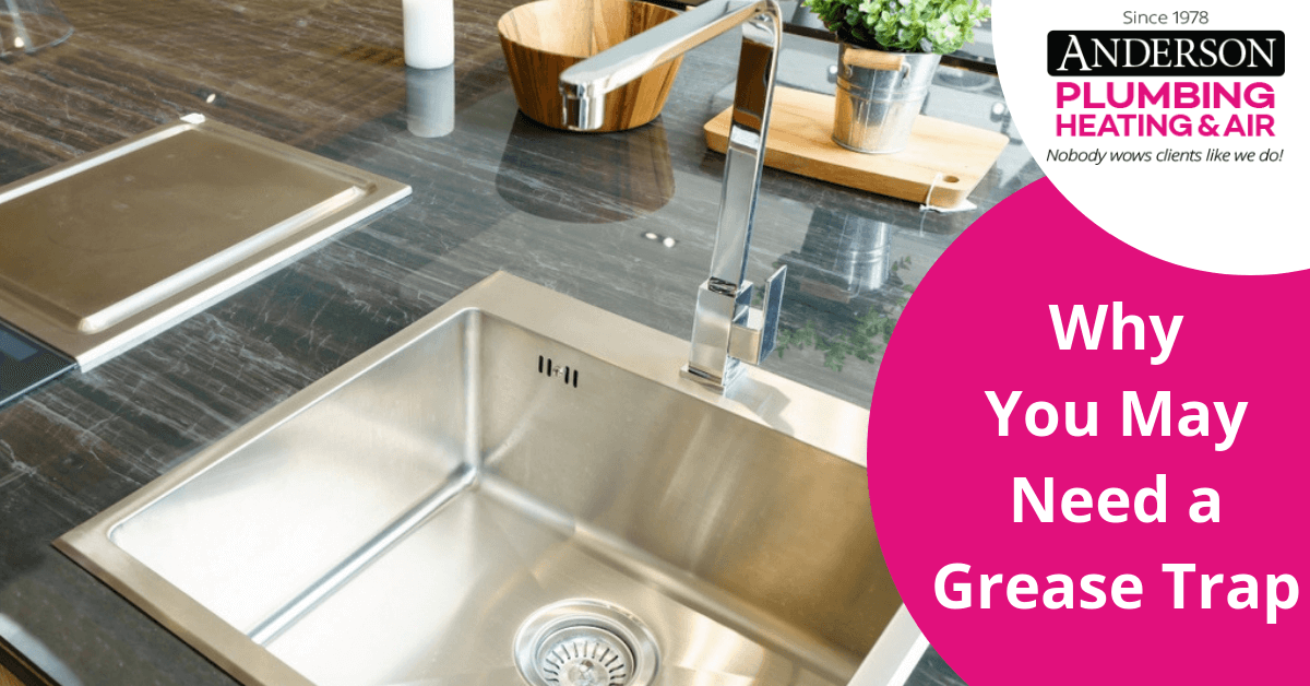 Is It Time To Install A Residential Grease Trap
