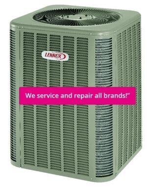 We Service and Repair All Furnace Brands!