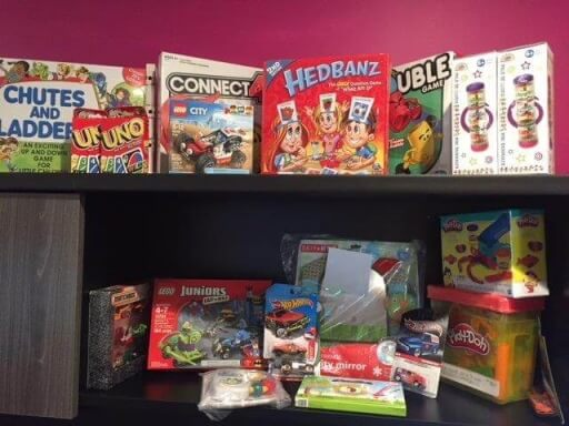 Donated Games