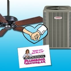 Anderson image of Fan and AC